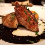 ダノイ高輪 - 鶏のグリル パルサミコソース