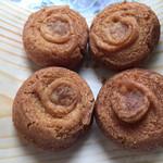 福住 フライケーキ - フライケーキ  1個  ¥80