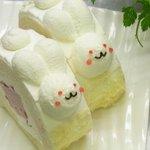 パティスリーアルモンド - 料理写真:白うさぎ
