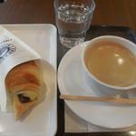 サンマルクカフェ - コーヒーと共に