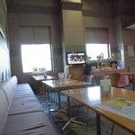 鹿児島県庁 喫茶室 - 内観
