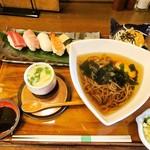 奏旬一心 - 料理写真:寿司定食 980円