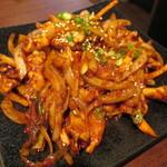 KollaBo - 直火肉野菜炒め