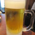 KollaBo - やはり生ビール!