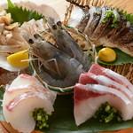 さつま海鮮ろばた焼 チキンブラザーズ - 料理写真: