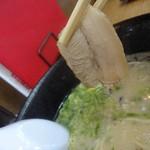 一麺亭 - 料理写真: