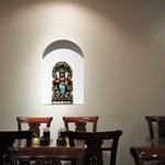 南インド料理ダクシン - 店内