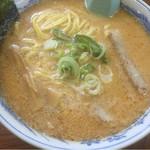 華宴 - 味噌(770円)