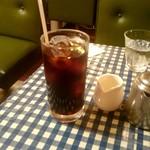 タニマ - アイスコーヒー:370円