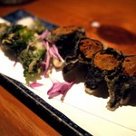 Gyokainonobu - うに磯辺焼き 食べてみたくなるですよねこんなの