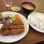 キッチン太郎 - おすすめのAセット@730円