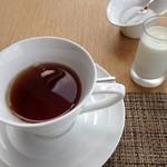 ラ・ソラシド フードリレーションレストラン - 紅茶