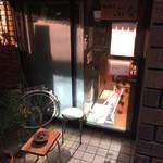 ぶな - 地下の入口