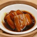 翡翠苑 - 豚バ肉の煮込み