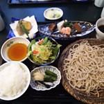 57432965 - 手打ち蕎麦ランチ(1000円)