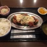 57433842 - (2016.10) チキン南蛮定食 (850円)