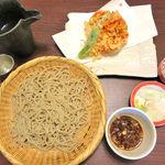 蕎麦見世のあみ - 料理写真: