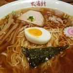 57436538 - 大海軒ロゴ入り丼 2016.10