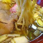 拉麺Shin. - 店主の気まぐれの麺