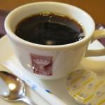 パーネ - ブレンドコーヒー250円(外税)。