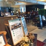 THE THEATRE TABLE - お隣りはカフェスタンド