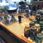 THE THEATRE TABLE - コーヒー