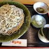 つれづれ - 料理写真:十割蕎麦(生粉打ち) 大盛