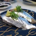 廻鮮鮨ととぎん - 秋刀魚