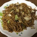 水島食堂 - 料理写真:焼きそば 650円