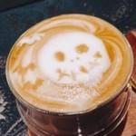 SALONE 2007 - 2016.9.  Caffè o Tè カフェまたはティー