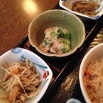 芭蕉庵 - お惣菜♪