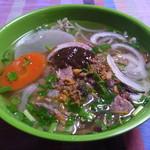 ミイ ニエン - 料理写真:フォー・ボー (牛肉のフォー)