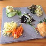 Oomurokeishokudou - 前菜