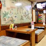 今池呑助飯店 - 昭和25年創業の年季の入った空間
