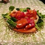キッチンPepita - サラダの中にもお肉♡
