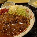 丼多来 - ハヤシ丼760円