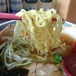 中華そば 青山 - 麺