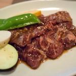 ファイティングマン - ソソカルビ&焼野菜(ソソカルビランチ)
