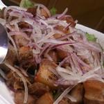 DE KUSINA - 豚バラを使った料理