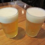 頤和園 - 生麦酒 50円