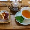 鐵屋+cafe - 料理写真:有機出雲紅茶