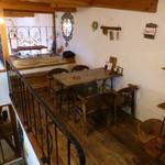 鐵屋+cafe - カフェコーナー