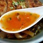 台鵬 - クセになるピリ辛スープ!