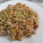 アサー インディアン レストラン&バー - 「インドの炒飯」(750円)