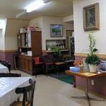 グリルオーツカ - 昭和の空気が漂うレストラン