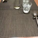 ロクロナン - テーブルセット
