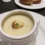 ロクロナン - ポテトのスープ うまい!