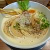 ふじ門 製麺 - 料理写真:豚だしらぁ麺+チャーシュー2枚トッピング