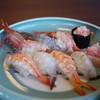 しゃくなげの湯お食事処 有明庵 - 料理写真:海老づくし~☆