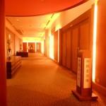 坂出グランドホテル - この日は1階バンケットホールが朝食会場でした。 2016.10